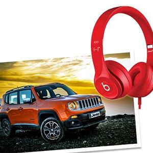 AIA Concorso Vinci Jeep Renegade e Cuffie Beats