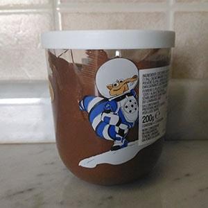 Collezione Bicchieri Nutella: Era Glaciale, In Rotta di Collisione