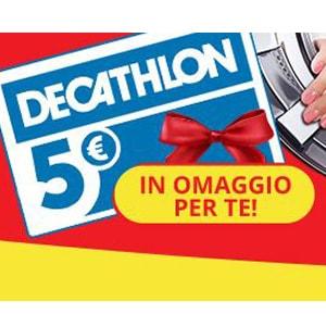 Carta Regalo Decathlon Premio Sicuro con Vernel