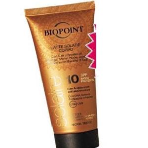 Crema Biopoint SPF 10 Omaggio Tu Style e Grazia