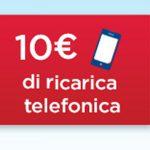 Ricarica Telefonica Premio Sicuro Manetti&Roberts