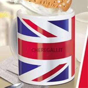 Tazza British Mc Vitie's Omaggio da Bennet