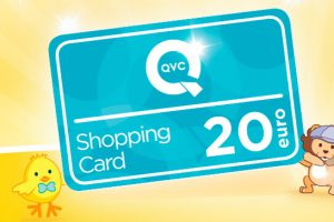 Shopping Card QVC