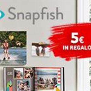 Codice Sconto Snapfish 5 Euro Con Ricarica Vodafone