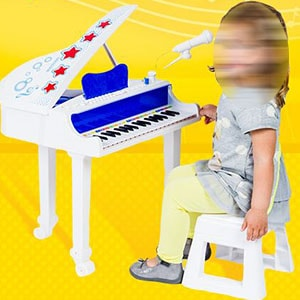 Gioca e Vinci Pampers: Pianoforte Bontempi (Istant Win)