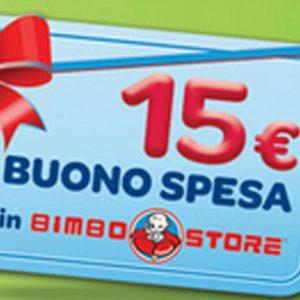 Buono Bimbo Store con Pannolini Huggies