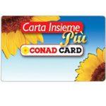 Conad Concorso Vinci Gift Card e Voucher Desideri