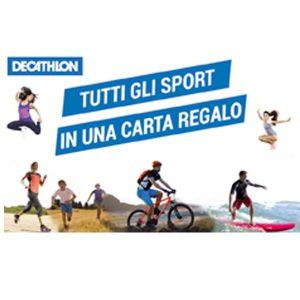 Bic Gratta e Vinci Carta Regalo Decathlon