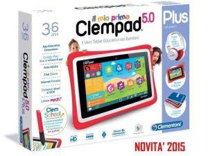 Concorso Saponello Vinci Clempad Tablet Clementoni