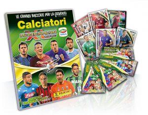 Concorso Figurine Calciatori Adrenalyn 2016/2017 Vinci Maglietta Squadra