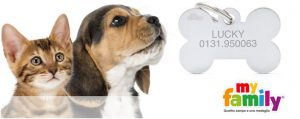 Medaglietta Cane/Gatto Omaggio Online da Royal Canin