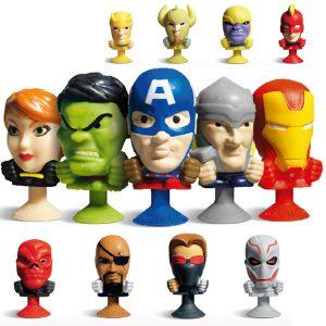 Collezione Megapopz Avengers da Carrefour