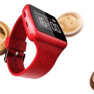Premio Sicuro: Ringo Watch Orologio Contapassi con Registratore Audio
