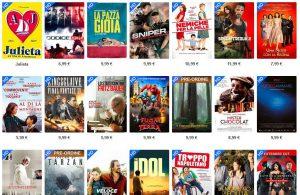 Noleggio Film Wuaki Omaggio con Iscrizione Newsletter Regina