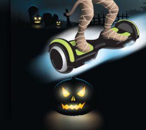 Concorso Caramelle Halloween Vinci Hoverboard