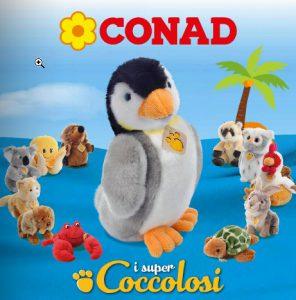 Collezione Super Coccolosi da Conad