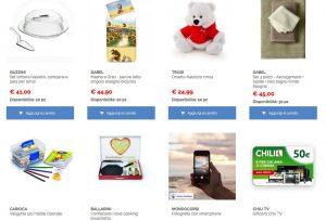 Buono Shopping Con Felce Azzurra, Saponello, Mon Amour, Labrosan, Cléo
