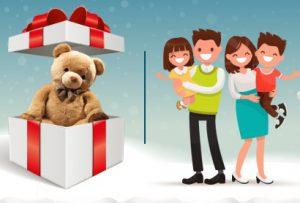 Carrefour Natale 2016: vinci peluche o viaggio a Parigi