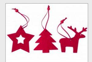 Decorazioni di Natale da testare su Toluna