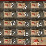 Calendario Avvento 2016 Amazon