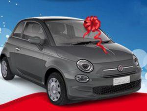 Natale 2016 Kinder e Ferrero, da Decò, vinci Macchina Fiat 500 Pop