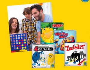 Ciquita concorso gratuito vinci giochi Hasbro
