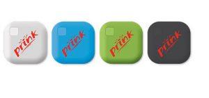 Prink Point trova oggetti Bluetooh omaggio da Prink