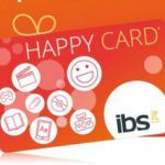 Happy card IBS da 7 euro in regalo