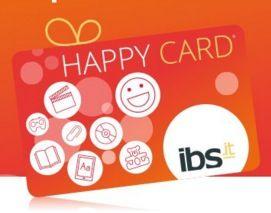 Buono regalo IBS (da 5 euro) premio sicuro Vodafone Gennaio 2017