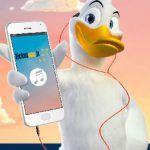 Duck concorso vinci buoni Ticketone o iPhone 7