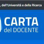 Come richiedere online bonus docente (500 euro)