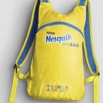 Quickbag zaino gita regalo sicuro Nesquik