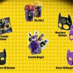 Sorpresina Lego Batman il film con Happy Meal carnevale 2017