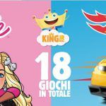 Gioco Barbie o Hot Wheels sorpresina Burger King