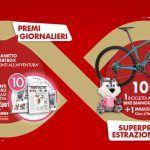 Concorso grandi marche Rovagnati vinci mountain bike Bianchi