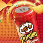 Speaker Bluetooh omaggio Pringles