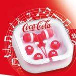 Auricolari omaggio con Coca Cola da Decò (solo alcune regioni)