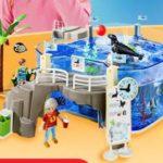 Pampers gioca e vinci il grande acquario Playmobil