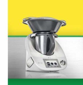 Concorso Nelsen vinci robot da cucina Bimby TM5