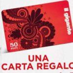 Concorso Il Gigante: vinci carta regalo con Coca Cola