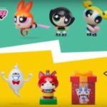 Sorpresina Yo-Kai Watch e Powerpuff Girls con Happy Meal (Agosto 2017)