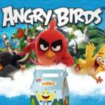 Angry Birds sorpresina Burger King (agosto 2017)