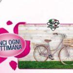Veet concorso vinci bicicletta donna alpina