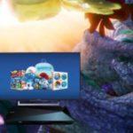 Concorso Popz Pop Corn vinci Tv, Lettori Blu-ray Sony e gadget dei Puffi