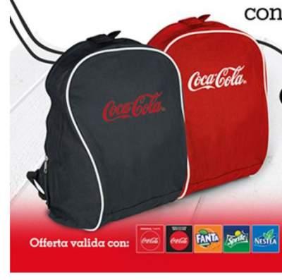 nuovo stile 7ff28 feca6 Zaino Coca Cola omaggio da Uci Cinemas | Che Regali!