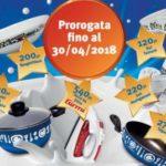 Catalogo premi Latte Tigulio, la raccolta punti scade il 30 aprile 2018