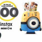 Kinder Ferrero concorso vinci fotocamera Instax Minion