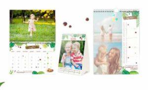Calendario Con Foto Personali.Gocciolendario Calendario 2018 Con Foto Personalizzate