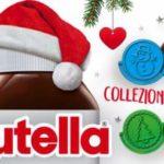 Stampini biscotti Natale 2017 campione omaggio Nutella