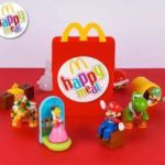 Sorpresine Supermario con Happy Meal Novembre 2017